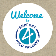 Welcome to Support 4 NICU Parents!